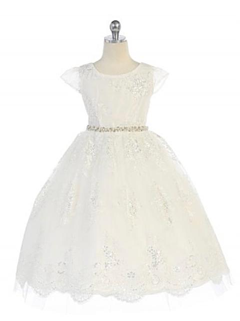 Flowergirl Dress J3522