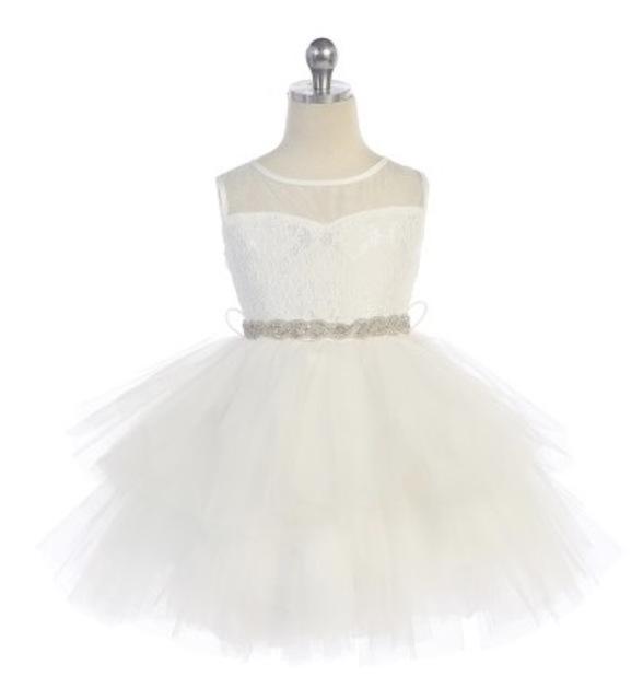 Flower Girl Dress J3741