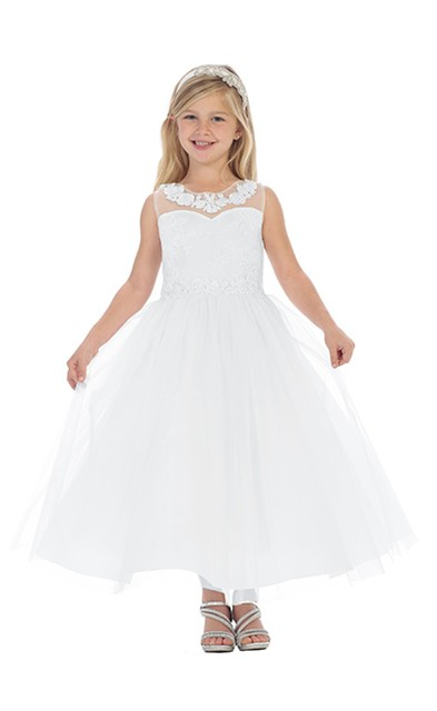 Communion Dress J389