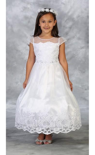 Communion Dress J390