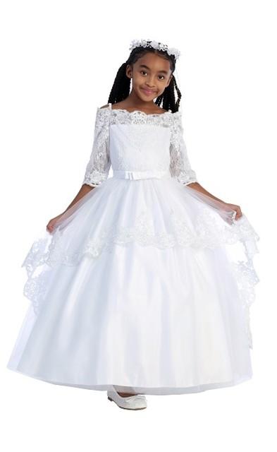 Holy Communion Dress J511