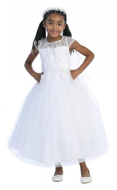Communion Dress J5129