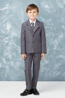 Boys Charchoal Suit CS13