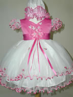 Frilly Tulle Baby Dress, J277