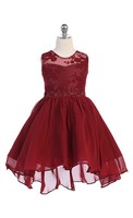 High Low Girls Pageant Dress J387
