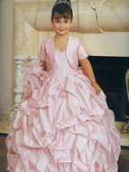 Princess Pickup Pageant Gown, MB621