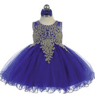 Infant Pageant Dress T559